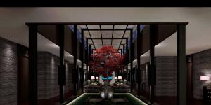 ballbet贝博app下载ios秋潮会所现代中式ballbet贝博app下载,注重中国风