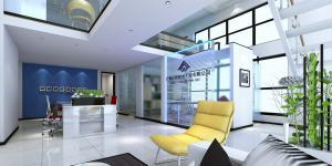 漂浮的建筑-万科大厦,万堡防水公司办公室ballbet贝博app下载!
