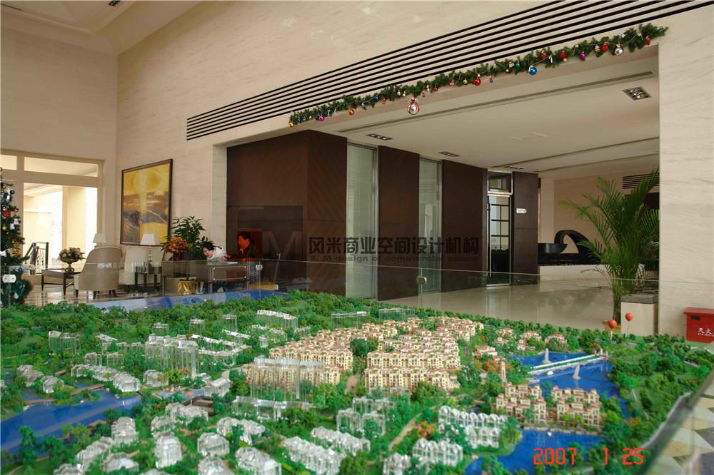 桂林江湾城售楼中心