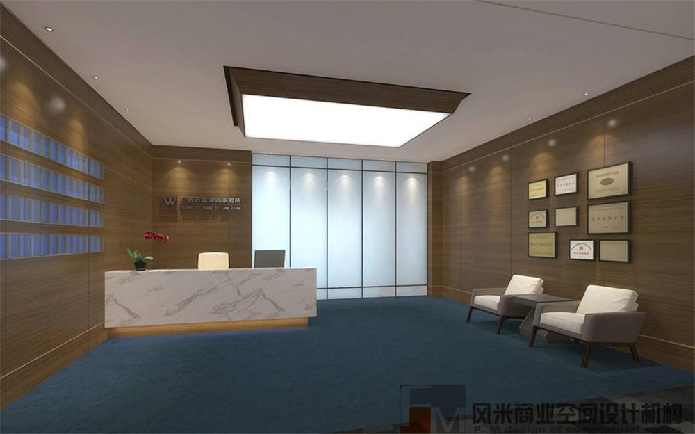 南宁金外滩大厦-万益律师楼办公室