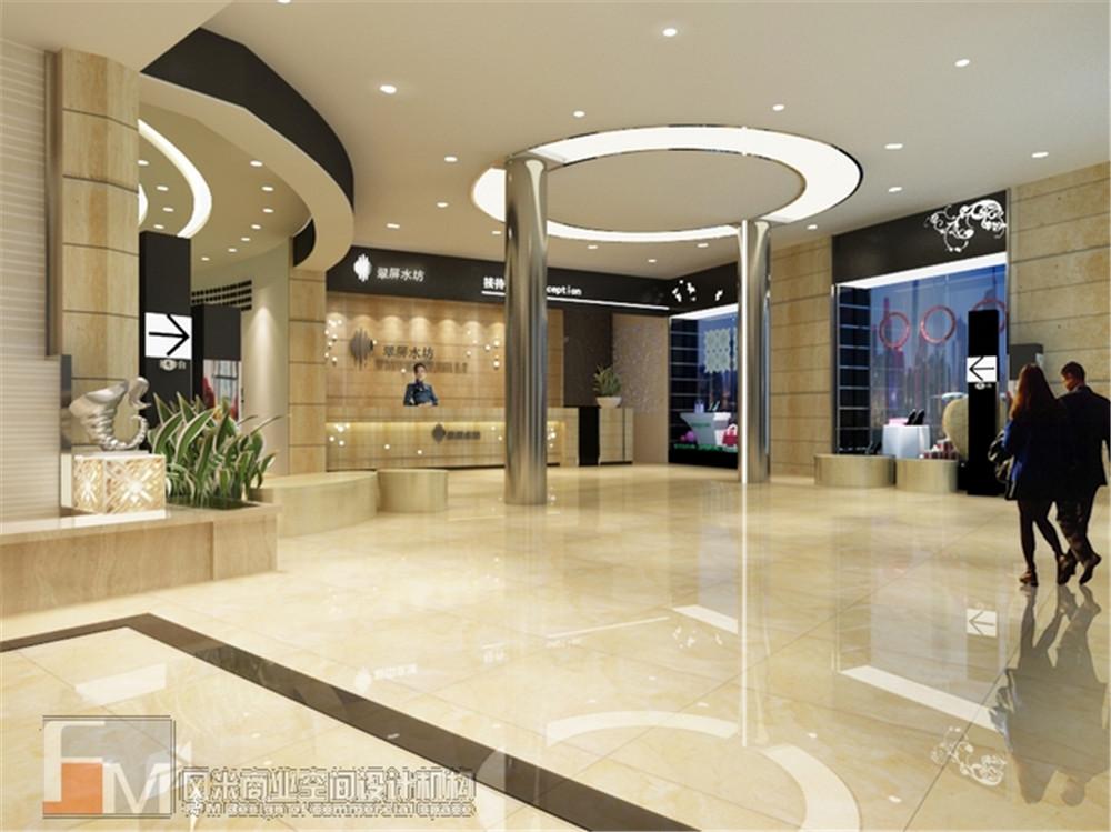 来宾翠屏水坊商业销售中心