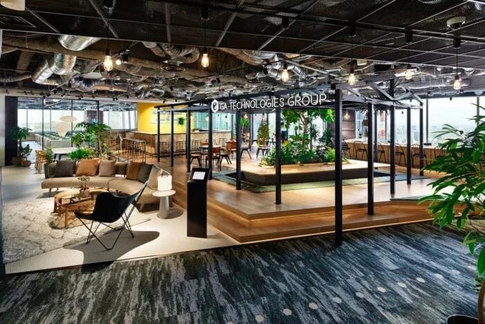 透着一股无法言说的亲和力|GA technologies 日本东京办公室