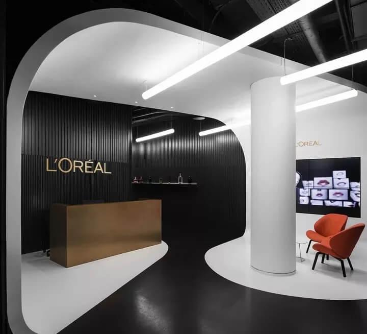L'OREAL欧莱雅莫斯科办公设计 | IND Architects