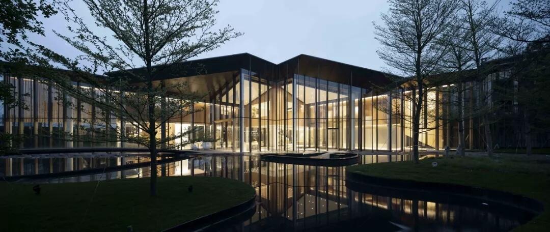 小型公共建筑设计:广州保利花城纪社区中心|间筑设计