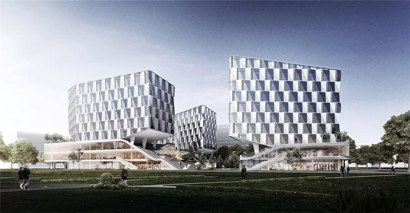 鲸鱼来袭丨零壹城市揭晓浙江每日互动-个推总部设计