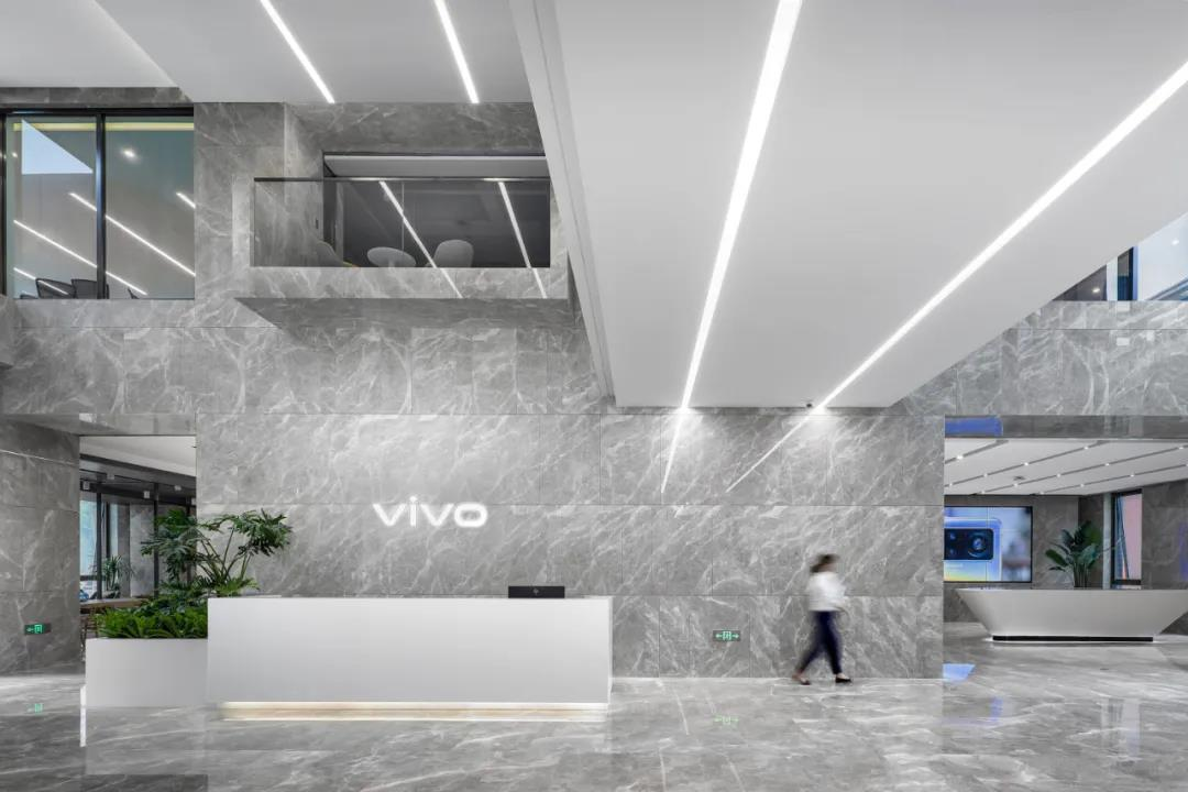 vivo北京研发中心 空间设计助力创新