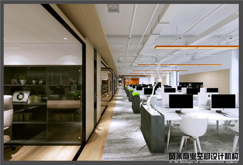 南宁思屋集团办公楼